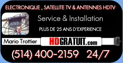 ANTENNE MONTREAL